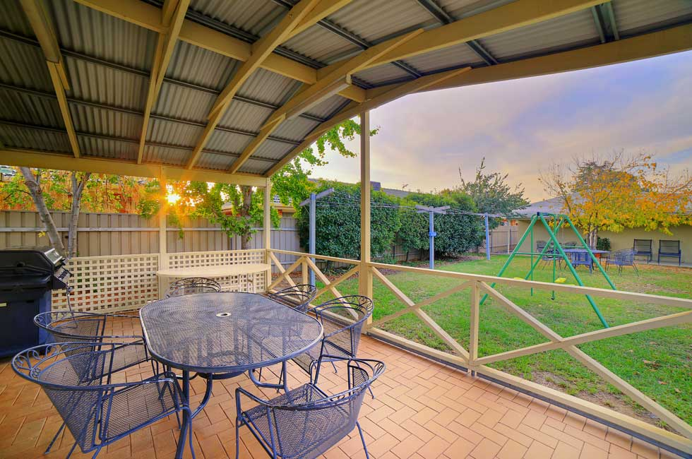 Enjoy our peaceful and safe surroundings and friendly service - Accommodation Wagga Wagga
