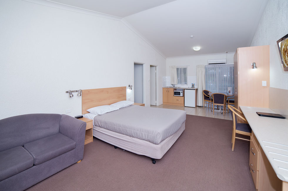 At Boulevarde Motor Inn, we offer 32 comfortable rooms at affordable rates - Accommodation Wagga Wagga
